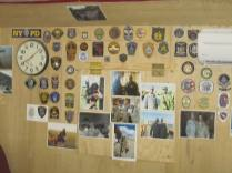 LEP Office Wall of Heros